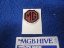 MGB/MIDGET MG  OCTAGON SELF ADHESIVE STEERING WHEEL, GEARKNOB BADGE ZA34
