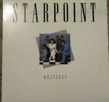 Starpoint : Restess 1985 LP Record
