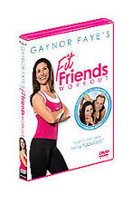 GAYNOR FAYES FIT FRIENDS FITNESS WORKOUT EXERCISE DVD VGC FREE UK POST