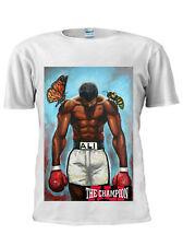 Muhammad Ali Cassius Clay Inspired T Shirt Men Women Unisex Trendy Tshirt M357