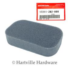 Honda #17211-ZB2-000 Air Filter