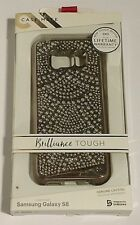 New Case Mate Brilliance Tough Case for Samsung Galaxy S8 - Lace Rose Gold