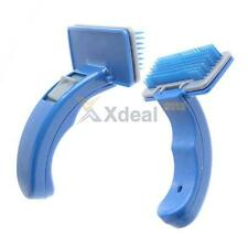 Pet Dog Cat Grooming Self Cleaning Slicker Brush Comb Hair New Fur Shedding Tool