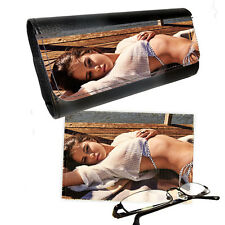 Selena Gomez, Reading Glasses PictaLetather Case & Lens Cleaning Cloth