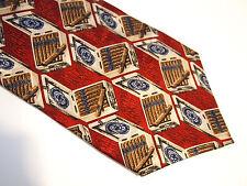 PRESTIGE Tobacco Cigars In Bagram Box All Silk Novelty Necktie