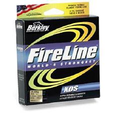 Berkley Fireline XDS 29kg.35lb 137m 150yd Braid fishing Line; Green Smoke