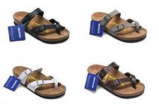 Hot! Birkenstock Mayari Birko-Flor Sandals Men's Women's Shoes 35-46