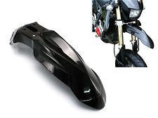 Guardabarros Delantero / Guardabarros encaja Suzuki Drz 400 Supermoto Universal Negro Plástico