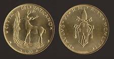 VATICANO 20 LIRE 1971 - PAOLO VI - FDC/UNC FIOR DI CONIO