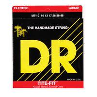 DR MT10 Electric Guitar Strings .010-.046