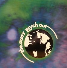 THE SEERS - PSYCH OUT. /NrMINT. SCARCE 1990 UK ISSUE.