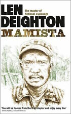 LEN DEIGHTON ___ MAMISTA ___ BRAND NEW ___ FREEPOST UK