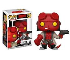 Funko Pop Culture Comics Hellboy Jacket Chase Limited Vinyl Figure
