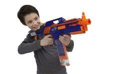 Nuevo Nerf N-Strike Elite Rapidstrike CS18 Pistola Blaster-Azul/Naranja