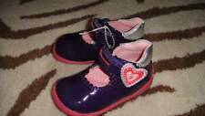 AGATHA RUIZ DE LA PRADA 20 US 5 PURPLE HEART SHOES