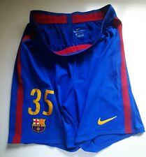Pantalon fc barcelona nike aeroswift flyvent barça L player version match worn