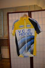 VC Heiden Renault SMS Santini retro cycling jersey Full Zip 9c9bb1ee7