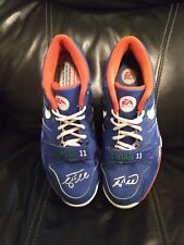 """Tim Tebow Signed EA Sports Exclusive """"The Promise"""" Nike Shoes Florida Gators JSA"""
