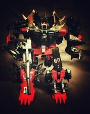 TRANSFORMERS: Custom Painted w/ newly added G1 labels Transformers PIRANACON