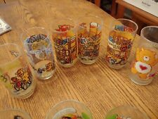 Sesame street and other Drinking Glasses