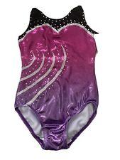 Gymnastic Leotard Diamante Brand New Size 28