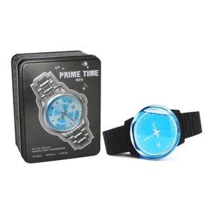 Prime Time Mens Perfume Tiverton 100ml Eau De Parfum Gents Fragrance