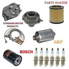 Tune Up Kit Filters Cap Wire Spark Plugs For PONTIAC FIREBIRD V6 3.1L 1990-1992