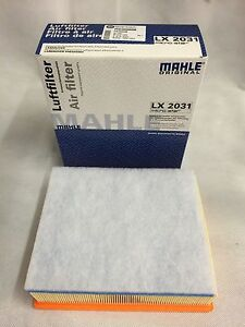 Land Rover Defender 2.2, 2.4 TD4 TDci Puma Air Filter OEM Mahle PHE500060M