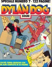 fumetto DYLAN DOG BONELLI SPECIALE numero 7 con ALBETTO