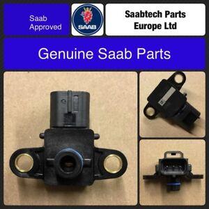 GENUINE SAAB 9-3/9-5 2.2&B207 2.0 -INLET AIR PRESSURE SENSOR - 95522269/24426679