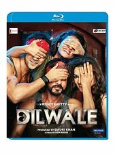 Dilwale Bluray (2015) Shahrukh Khan Kajol Hindi Movie Bluray Dolby Atmos Spl Edi