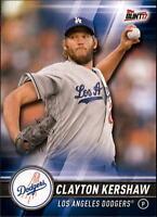 2017 Topps Bunt Baseball Base Singles (Pick Your Cards)