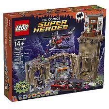 Lego 76052 - Super- Heroes Batman Classique Batcave