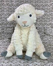 First Impressions Baby Lamb Plush Cream Ivory Sheep Chenille Corduroy Macys