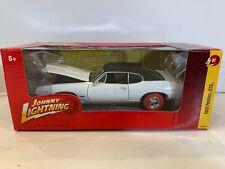 RARE 1/24 LIGHTNING STRIKE Johnny Lightning 1968 Pontiac GTO Die Cast Cast Car