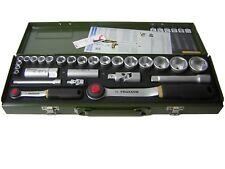 Proxxon Spezial Steckschlüsselsatz für Vielzahnschrauben XZN 18 Teile 23296 NEU
