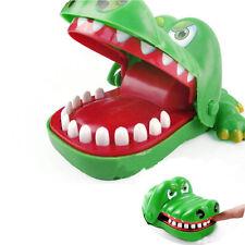 Big Mouth For Children Kids Gags Joke Crocodile Toy Dentist Bite Finger Game