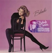 Belinda Carlisle-Belinda  (UK IMPORT)  CD with DVD NEW