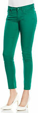 Moschino Vaquero women's green jeans size 25