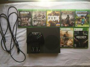 Xbox One S Battlefield 1: Special Edition 1TB BUNDLE * READ DESCRIPTION*