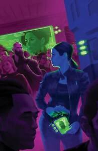 The Expanse #1 (2020) Boom! Studios CVR B Tigh Walker pre-order 12/16/2020