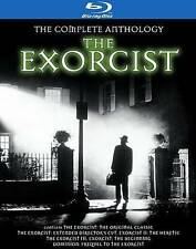 The Exorcist: The Complete Anthology (Blu-ray Disc, 2014, 6-Disc Set)