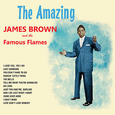 James Brown – The Amazing James Brown CD