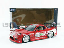 JADA TOYS 1/24 - MAZDA RX-7 - FAST AND FURIOUS - 1995 - 98338R