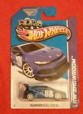 Hot Wheels Volkswagen Scirocco GT24 Blue Free Shipping US