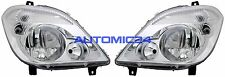 Mercedes-Benz Sprinter W906 Scheinwerfer Set Links + Rechts Paar H7 H7 TYC