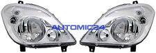 Mercedes-Benz Sprinter W906 Scheinwerfer Set Links + Rechts Paar H7 H7 TYC