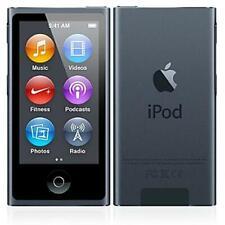 Apple iPod Nano 16GB 7th Generation -  Space Grey