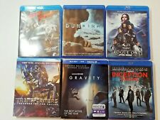 Blu Ray Action Top Movies Gravity Inception Transformers Sin City Dunkirk Rogue