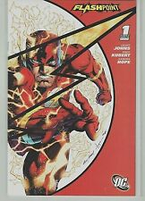 FLASHPOINT # 1 SDCC 2011 VARIANT by Andy Kubert SEALED NM+